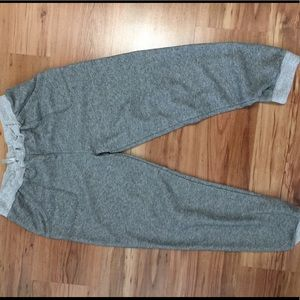 Gray Sweatpants Aeropastel